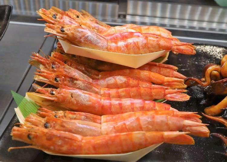 Visiting Tokyo's Toyosu Market: 6 Recommended Spots for Souvenirs & Gourmet Takeout!