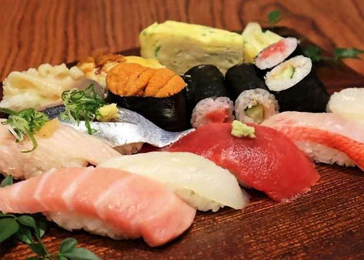 Tokyo's Toyosu Market Tour - Unique dishes found only here! Guide to Restaurants in the Toyosu Market