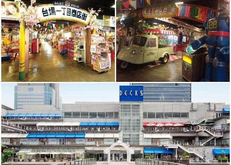 豊洲市場に行ったら立ち寄りたい!市場周辺のおすすめ観光スポット5選