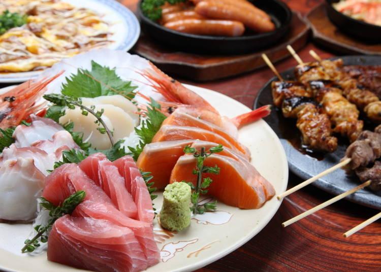 本気の恋には日本料理で勝負(台湾/20代/男性)