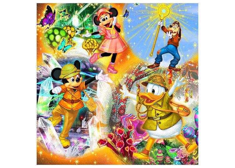 From Summer 2019: New Show at Tokyo DisneySea