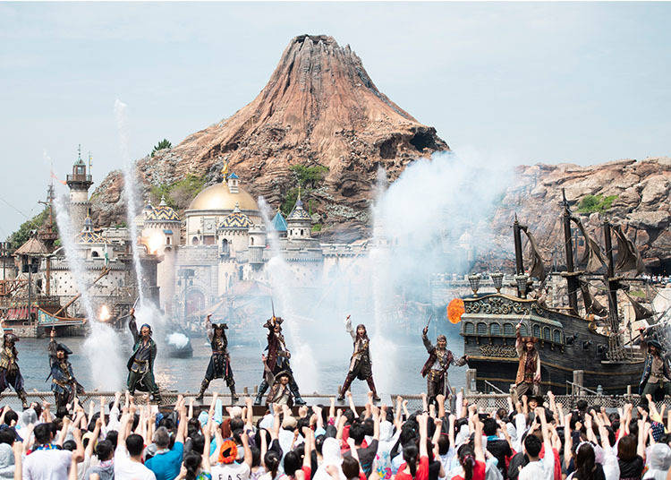 July 9 – September 1, 2019: Special Event at Tokyo DisneySea
