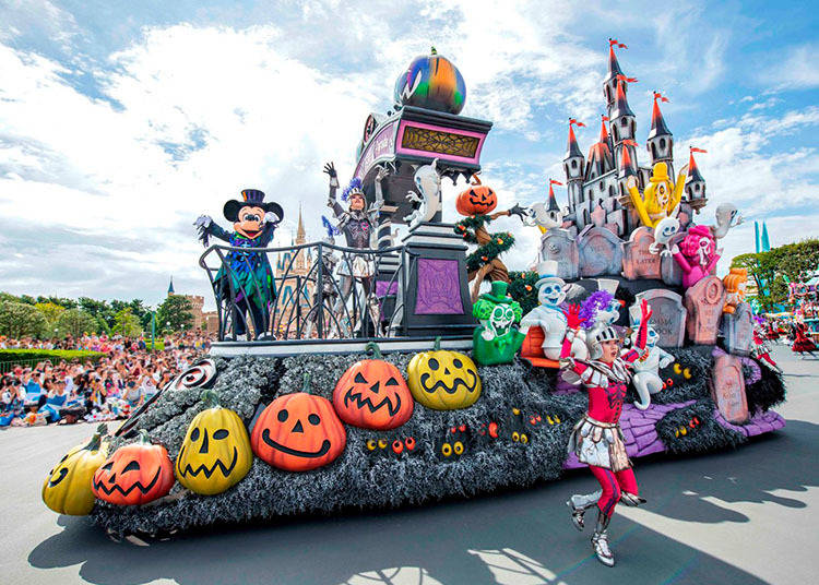 September 10 – October 31, 2019: Special Event at Tokyo Disneyland / Tokyo DisneySea
