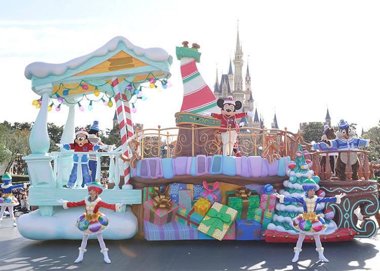 November 8 – December 25, 2019: Special Event at Tokyo Disneyland / Tokyo DisneySea