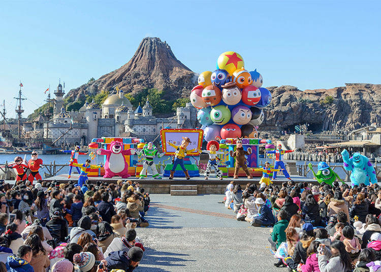 January 10 – March 19, 2020: Special Event at Tokyo DisneySea
