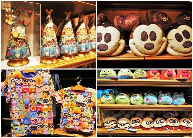 必買!東京迪士尼度假區「35週年」&東京迪士尼海洋「皮克斯遊戲時間」限定商品