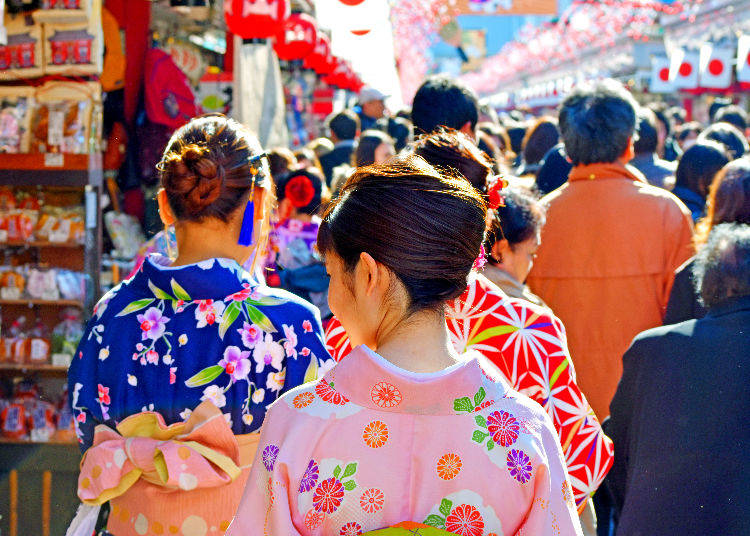 Don't Miss Out on the Japanese Kimono Experience!