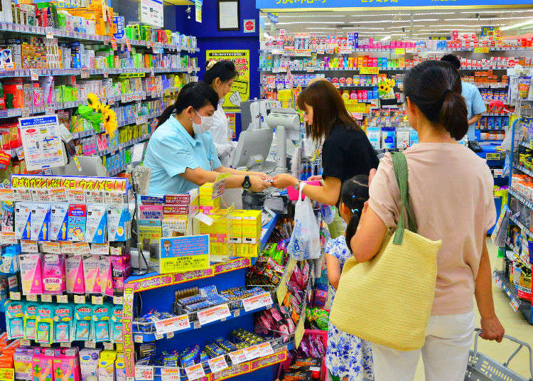 5 Reasons Japanese Recommend Foreigners to Pop by a Drugstore in Japan!