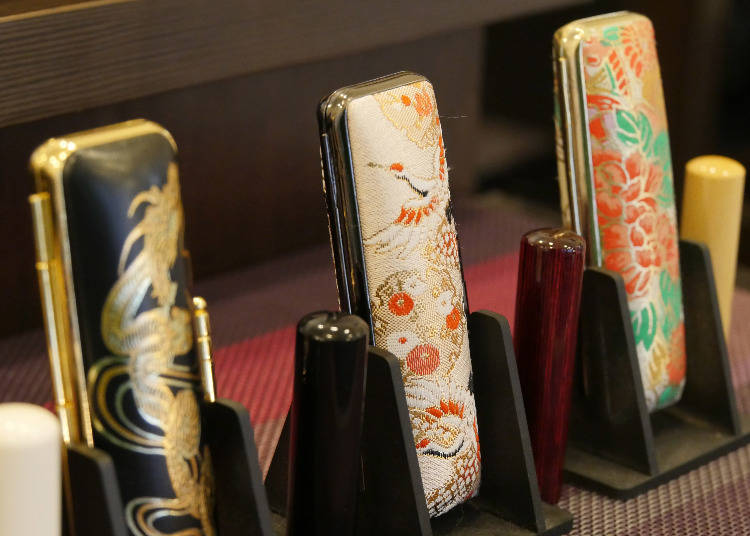 Buying a generic hanko: Where to find hanko in Japan