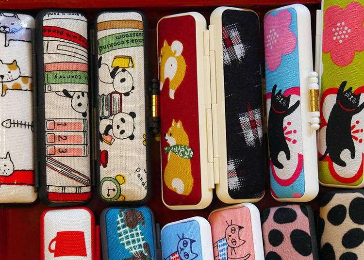 Buying a personalized hanko