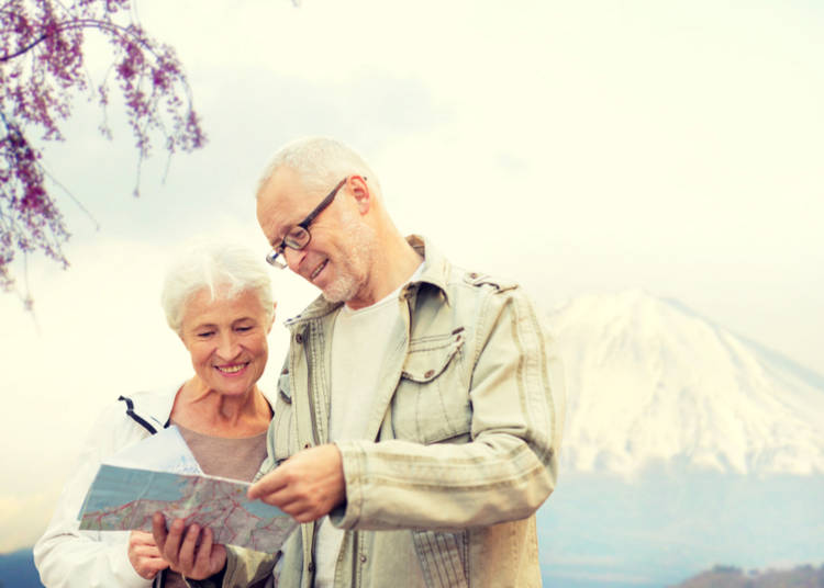 Tips on Traveling to Japan: The Older Couple