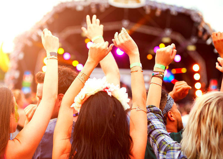 8. Musical events all year round