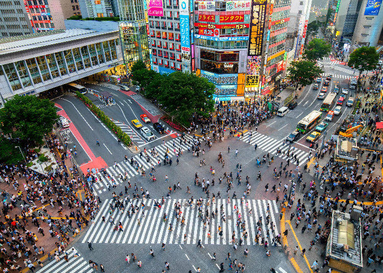 Shibuya: Where Youth Culture Starts and Ends