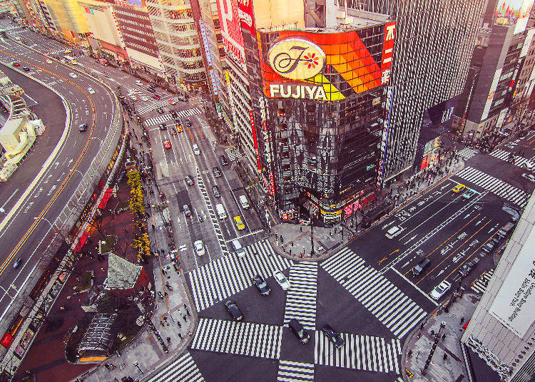 Ginza: The Posh Town of Branded Goods and High-class Restaurants