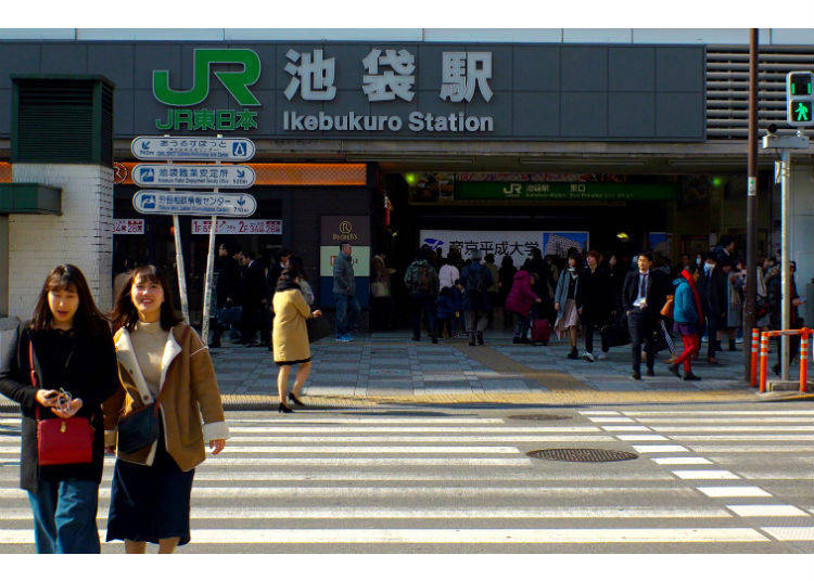 Ikebukuro: Cultural Crossroad between Shopping, Entertainment, Anime, and more
