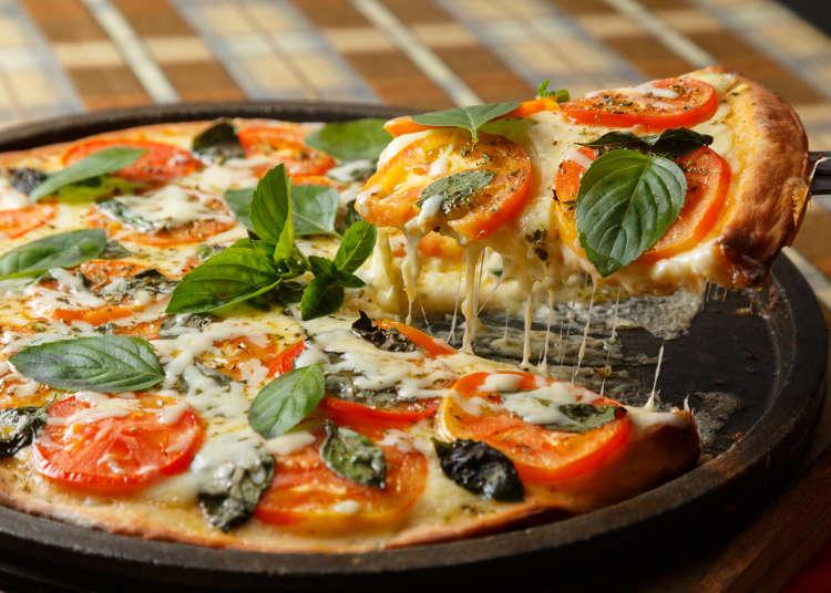 食べるならどっち?イタリア人とアメリカ人が自国のピザがウマイという理由