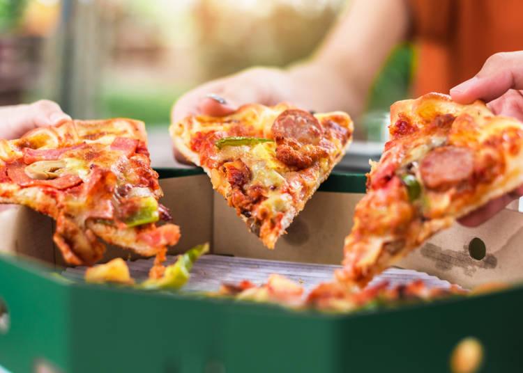■イタリアがピザの発祥! vs 広めたのはアメリカ!