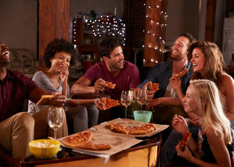 ■ピザを食べる「頻度」はどのくらい⁉