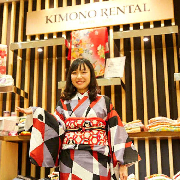 Kimono, Yoga, Japanese Sweets! A Chinese Lady's First Time Exploring Shinjuku Takashimaya
