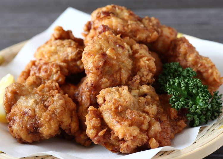 """일본음식 - 마치  """"통닭 vs 치킨"""" 같은 닮았지만 다른 요리!"""