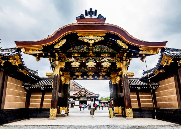 7 – Nijo Castle (Part of the Historic Monuments of Ancient Kyoto) – Kyoto