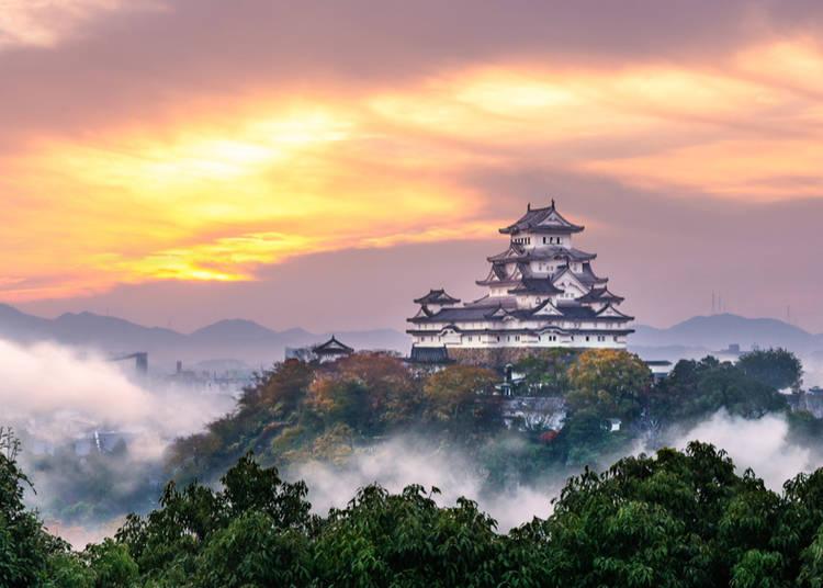 4 – Himeji Castle – Hyogo