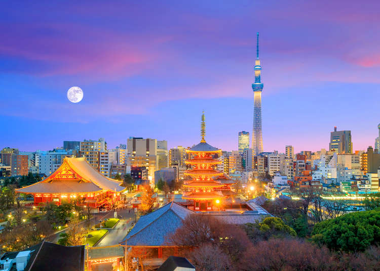 20 Most Popular Japanese Cities on Instagram