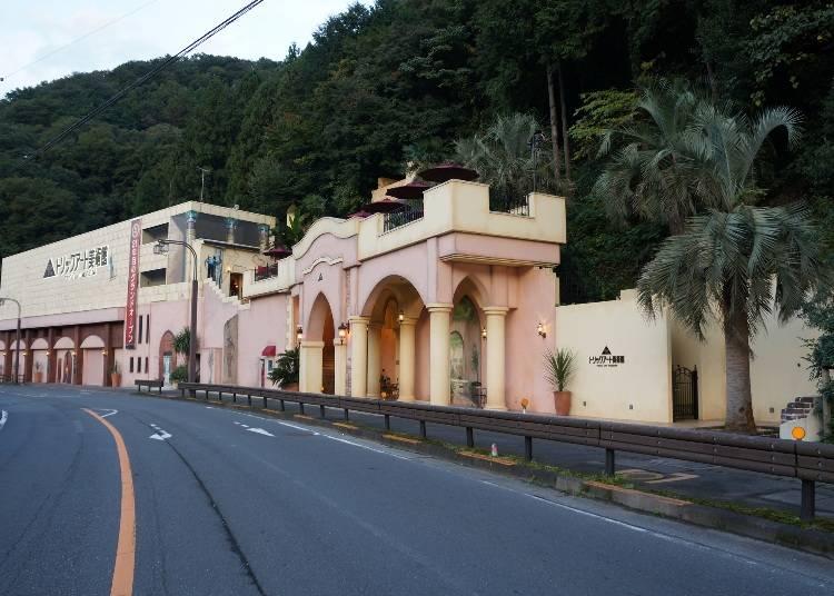【おすすめ⑥】面白い記念写真を撮りたいならぜひここに!「高尾山トリックアート美術館」