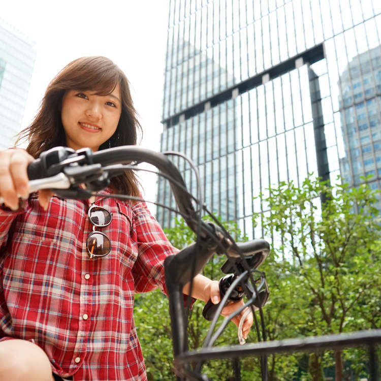 Bicycling Tour of Tokyo: 3 Sightseeing Cycle Guides for Seeing Tokyo this Spring!