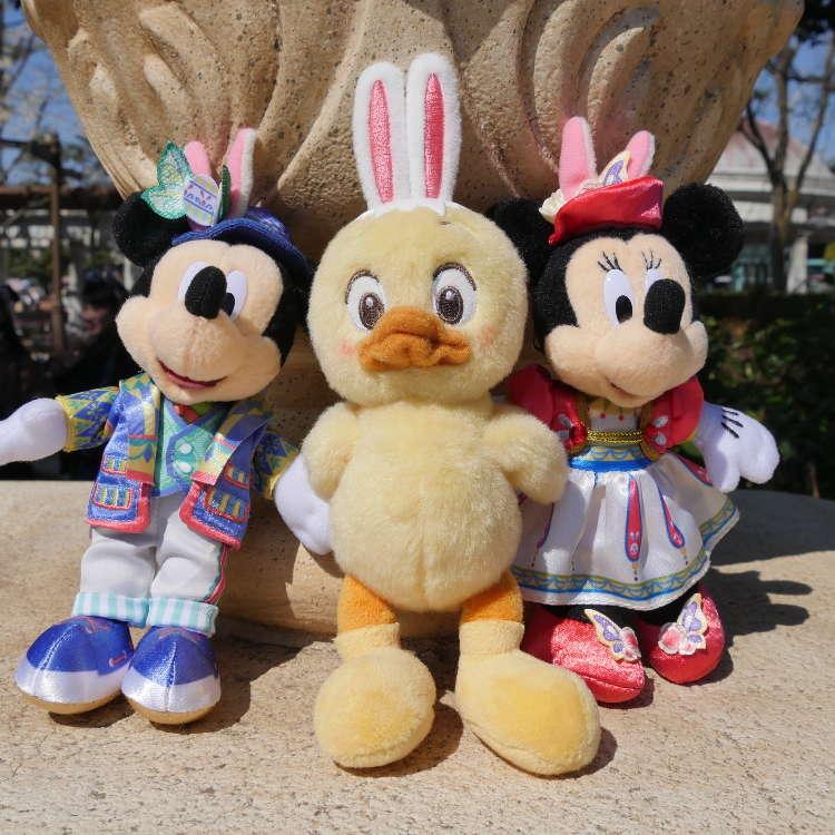 Visiting Tokyo Disney Resort 2019: Easter at Tokyo Disney Resort (April 4 - June 2)