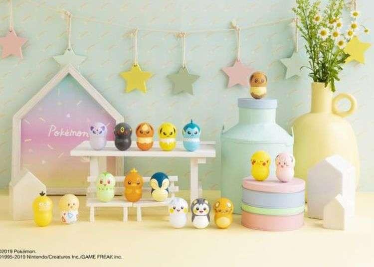 收藏控注意!日本可愛食玩小公仔COO'NUTS~推出史努比、精靈寶可夢、哆啦A夢各系列