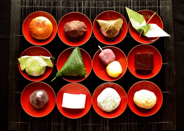 Traditional and Modern: 10 Must-Try Unique Japanese Sweets