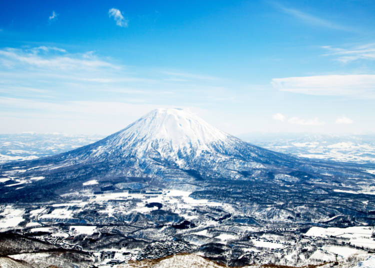 12. Hokkaido (Niseko) Live Cam