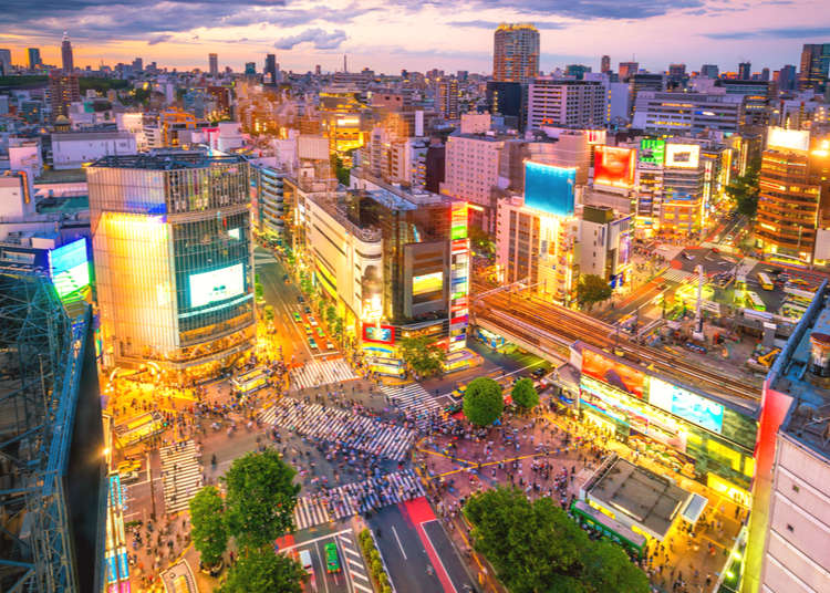 You can do that in Shibuya?? 30 Fun and interesting things to do in Tokyo's iconic neighborhood