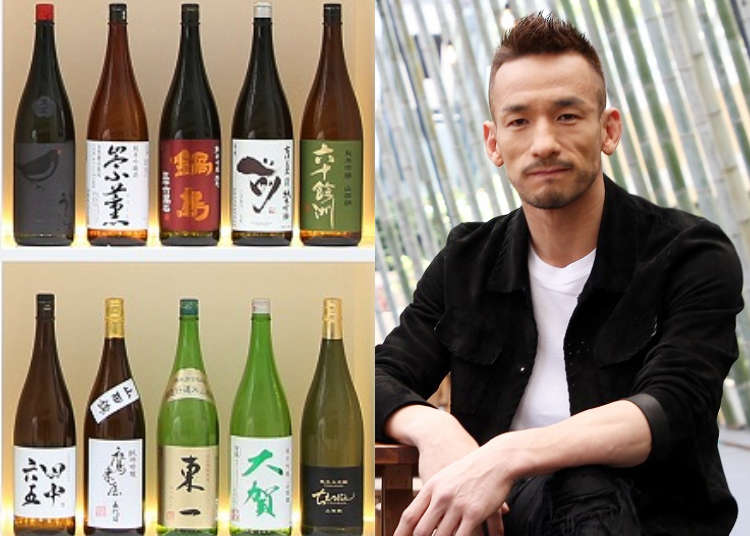 This Spring, Sample Some of Japan's Finest Sake! Craft Sake Week at Roppongi Hills 2019