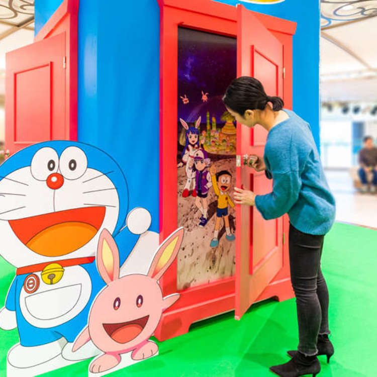 Doraemon Takes Over Sunshine City Ikebukuro! Snap Away at Special Exhibitions and Photo Spots Galore
