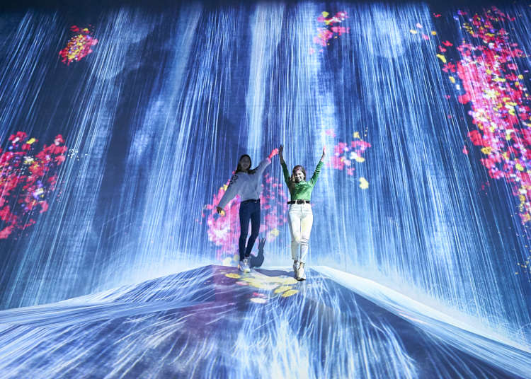 10 Ways to Make Your teamLab Borderless Trip Perfect!