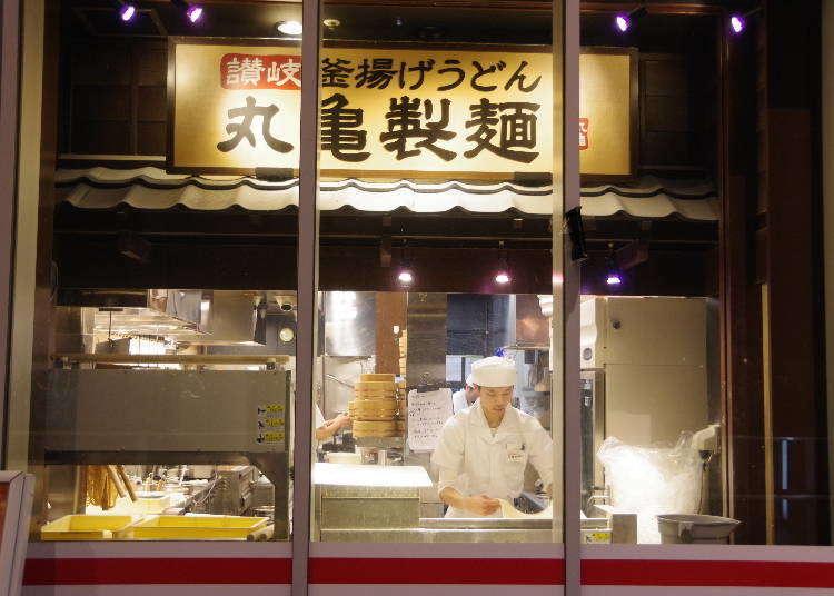 海外限定メニューもスゴイ!「丸亀製麺」に人気のメニュー&裏アレンジを聞いてみた!