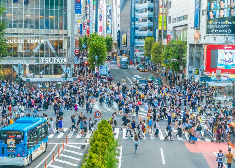 【渋谷ガイド】初心者もリピーターも必見!渋谷の観光・グルメ・買い物のおすすめスポット30