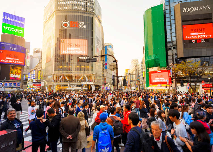 Tourists Are Shocked! 5 Things About Shibuya That Are So Different From What They Expected