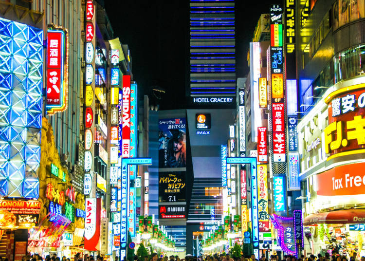 ■Impression 5: Shibuya is full of people who are always in a hurry