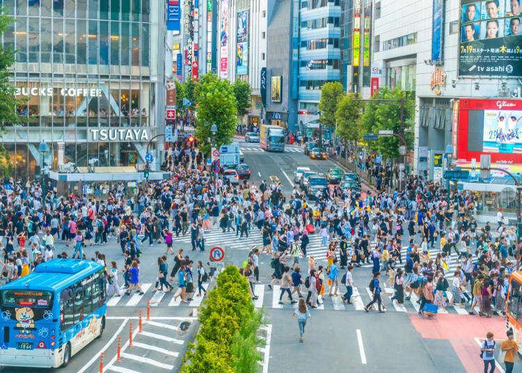 日本ツウの外国人が語る、渋谷が東京滞在に便利な4つの理由