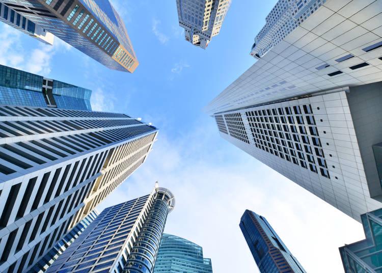 理由1:渋谷はアクセス良好だから、ビジネストリップに◎。オンもオフも充実する場所!
