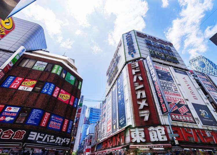 世界が認める渋谷と新宿だけど、在住外国人が母国の友達にオススメするのはどっち?