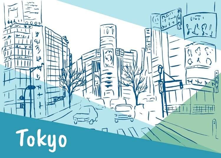 【0円観光】GWに行きたい、大人から子供まで楽しめる渋谷無料スポット5選