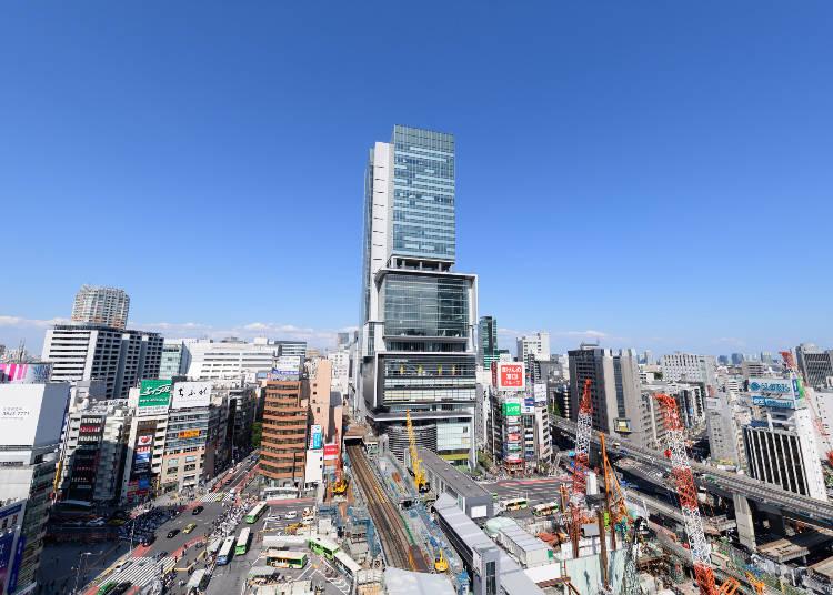最新のアートにふれる!渋谷ヒカリエ・8/  CUBE
