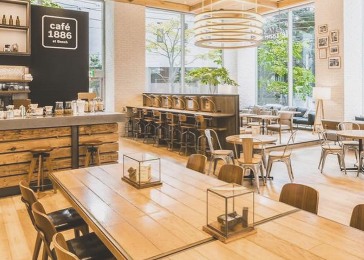 No battery? No problem! Top 5 Cafes in Shibuya Complete with Wi-Fi