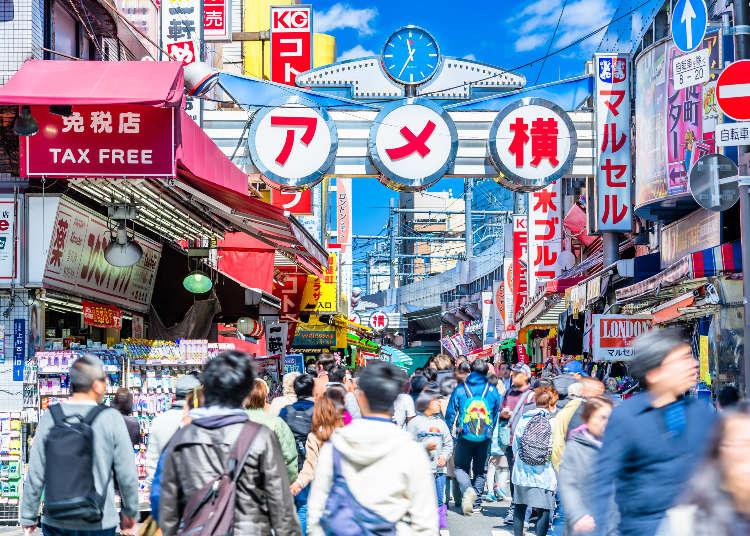 【上野ガイド】初心者もリピーターも必見!上野の観光・グルメ・買い物のおすすめスポット30