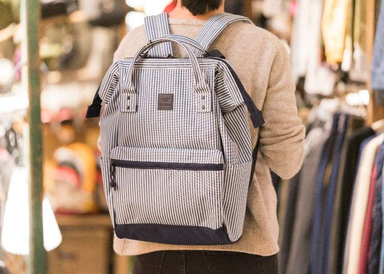 Checking out #Anello's 2019 Backpacks Lineup - Tokyo's Latest Must-Have Accessory!