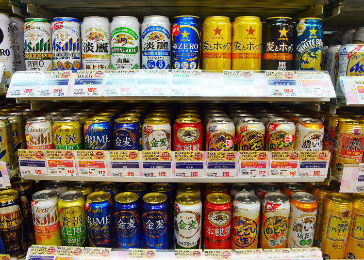 Japanese Beer: Checking out the Top 10 Craft Beer & Brews in Tokyo!